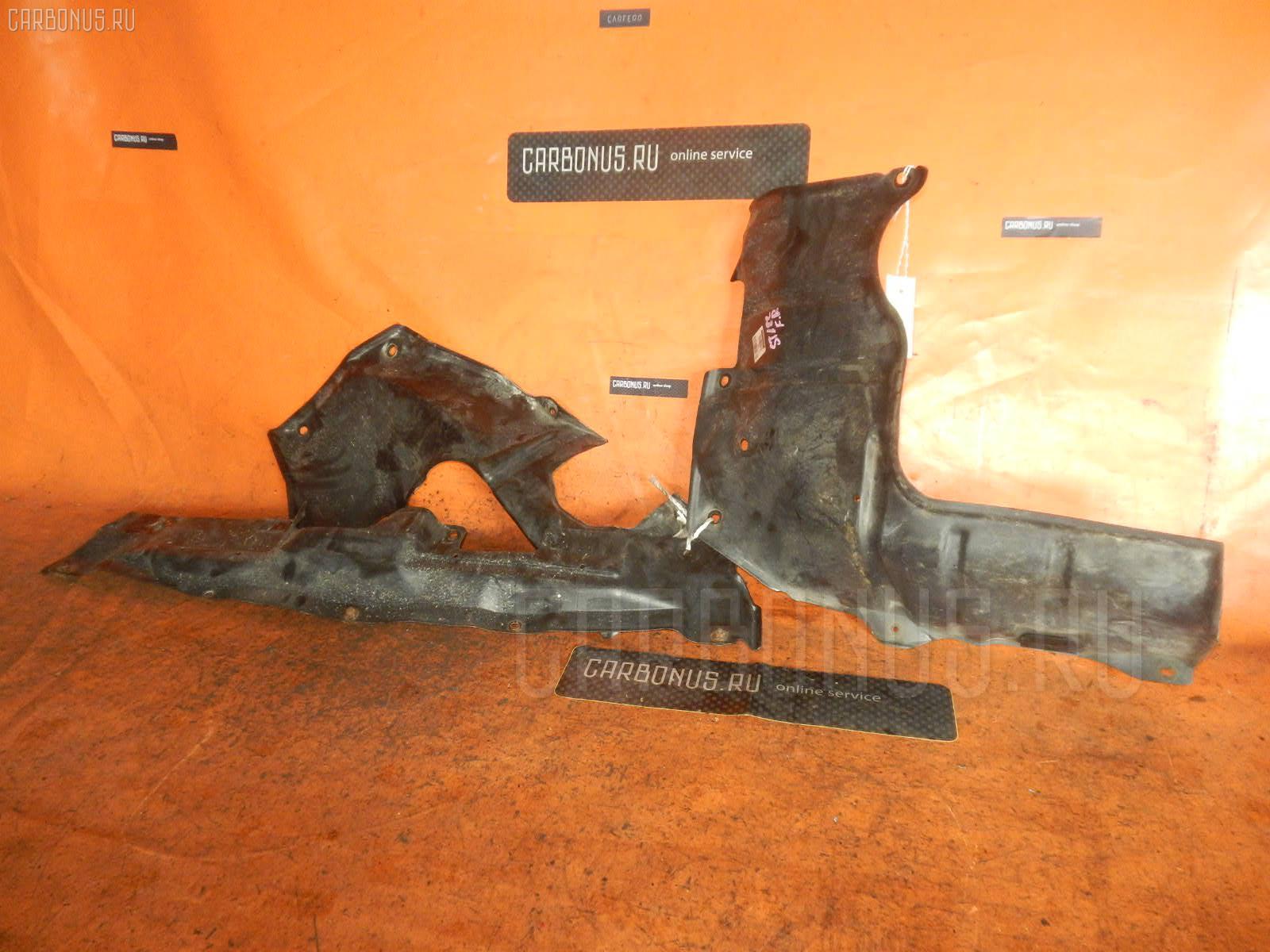 Защита двигателя TOYOTA CORONA EXIV ST182 3S-FE Фото 1