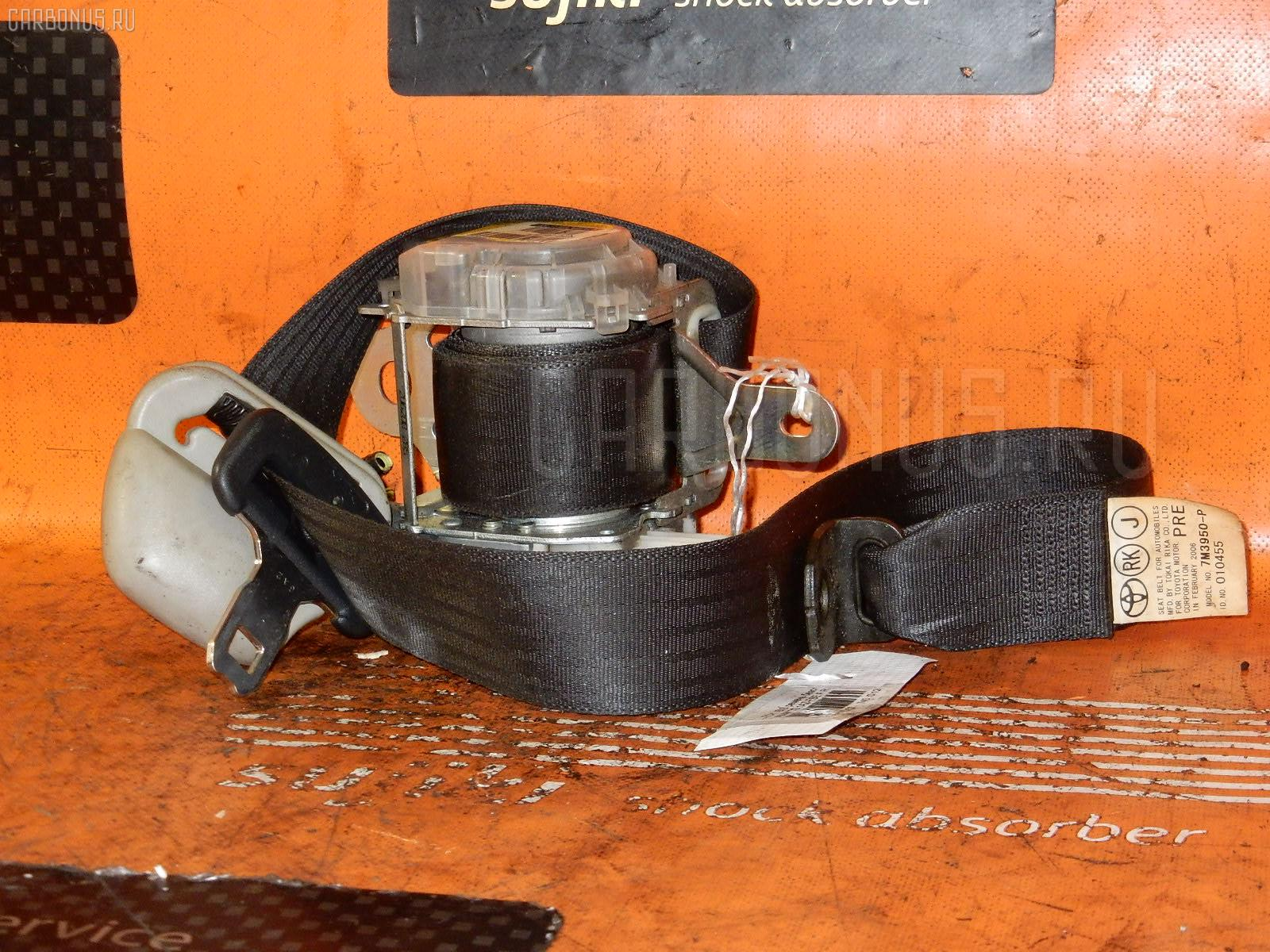 Ремень безопасности TOYOTA ISIS ANM15G 1AZ-FSE Фото 1