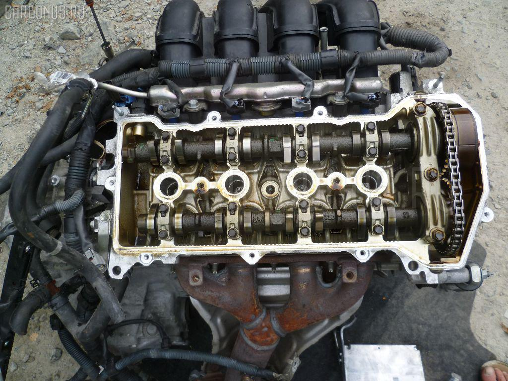 Двигатель TOYOTA WISH ZNE10G 1ZZ-FE. Фото 10