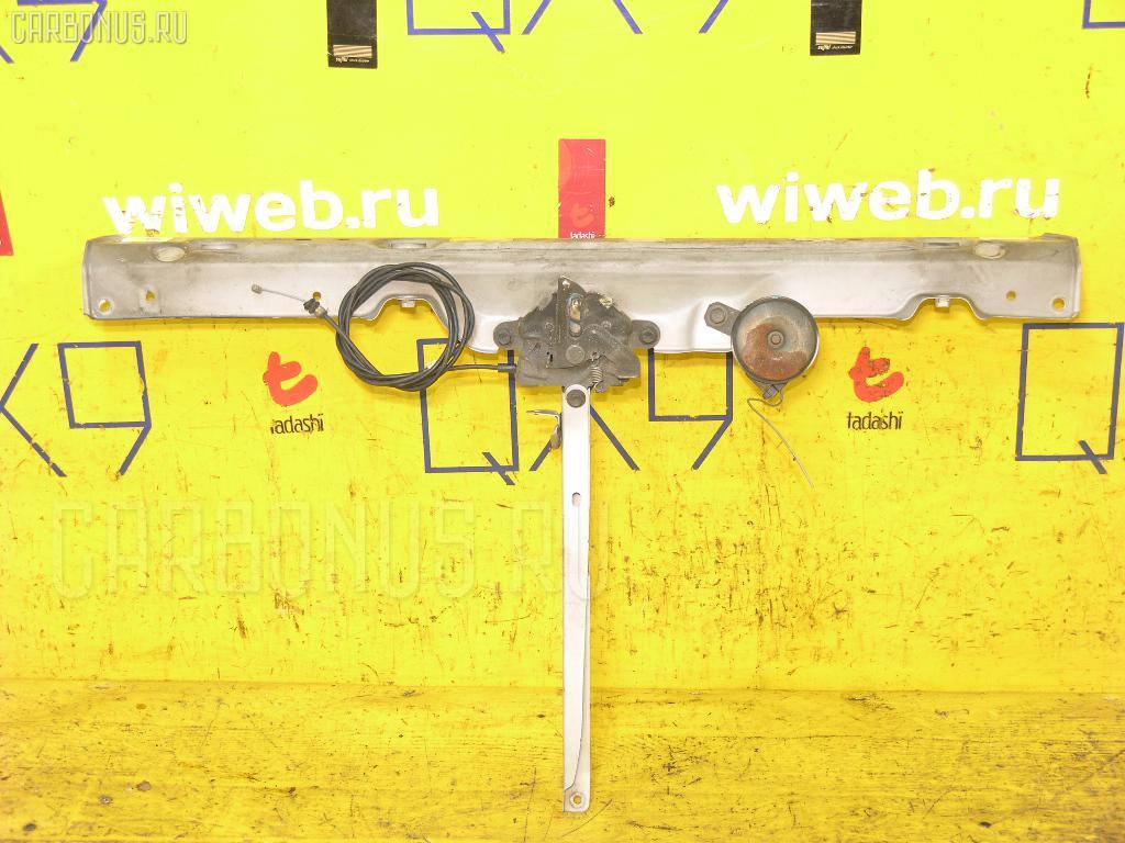 Планка телевизора TOYOTA VITZ SCP10 1SZ-FE Фото 1