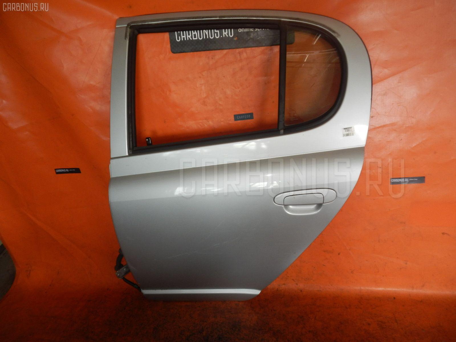 Дверь боковая TOYOTA VITZ SCP10. Фото 10