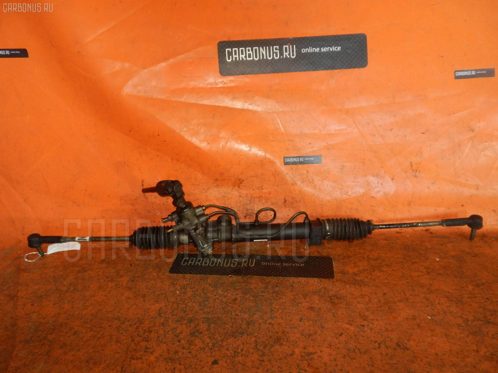 Рулевая рейка TOYOTA CAMRY SV41 3S-FE. Фото 8
