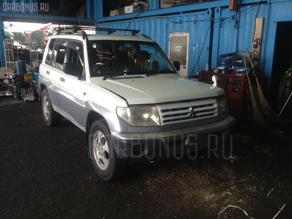 Air bag MITSUBISHI PAJERO IO H76W Фото 4