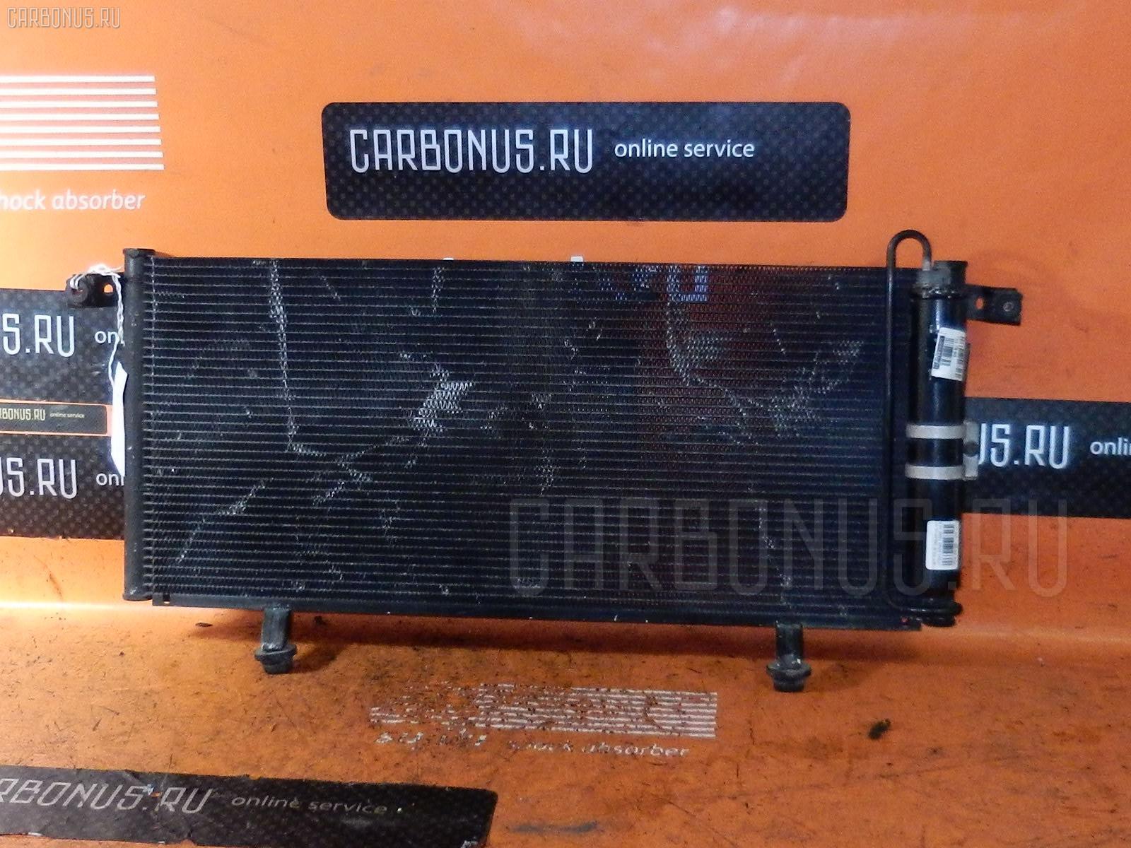 Радиатор кондиционера MITSUBISHI PAJERO IO H76W 4G93. Фото 8
