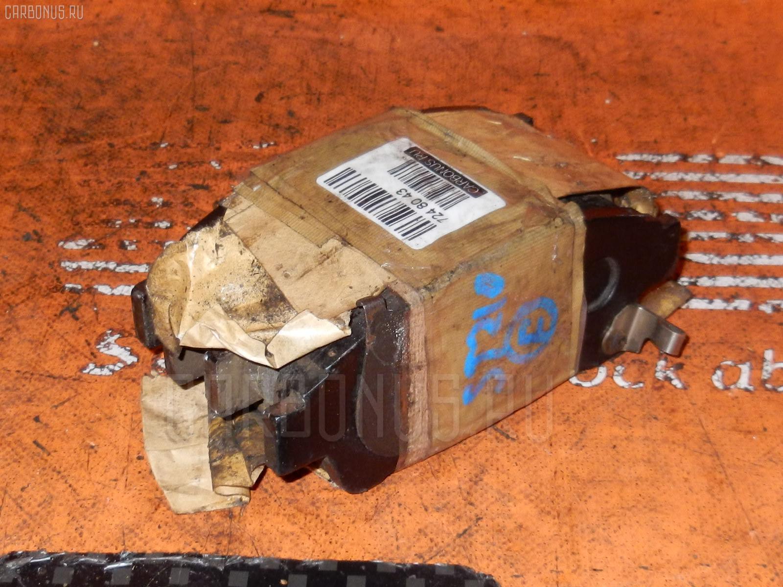 Тормозные колодки TOYOTA CORONA PREMIO ST210 3S-FE. Фото 3