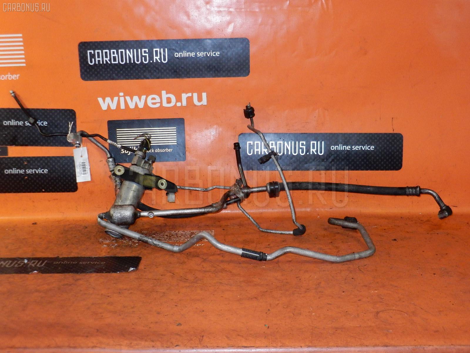 Шланг кондиционера TOYOTA CARINA AT211 7A-FE. Фото 3