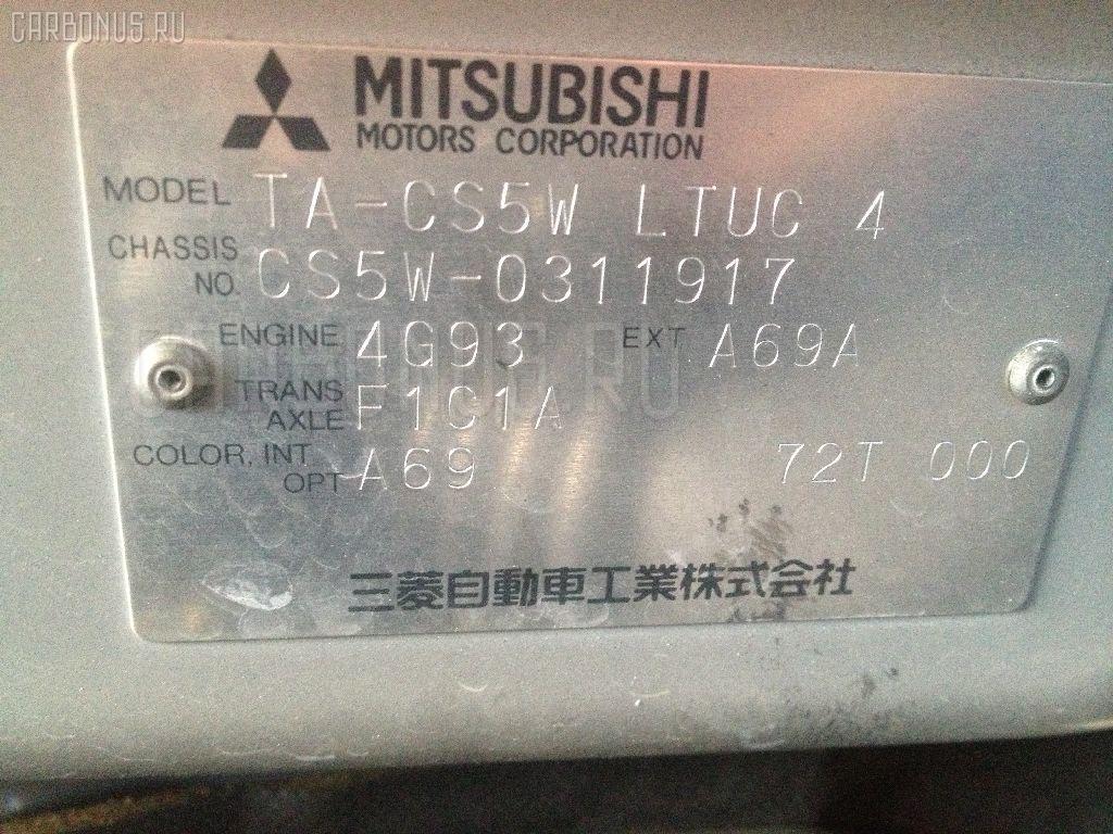 Переключатель поворотов MITSUBISHI LANCER CEDIA WAGON CS5W Фото 3