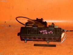 Блок управления климатконтроля TOYOTA MARK II SX80 4S-FE Фото 1