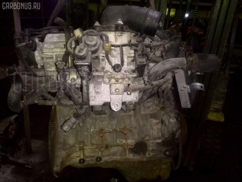 Двигатель TOYOTA MARK II SX80 4S-FI. Фото 1