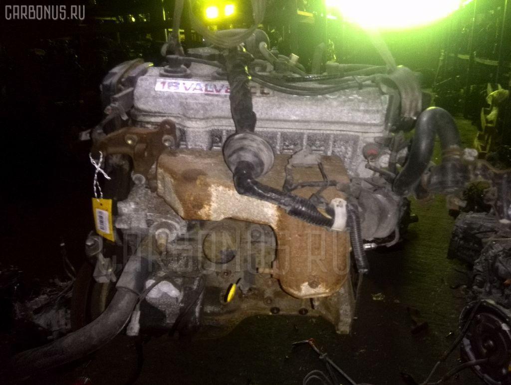 Двигатель TOYOTA MARK II SX80 4S-FI. Фото 3