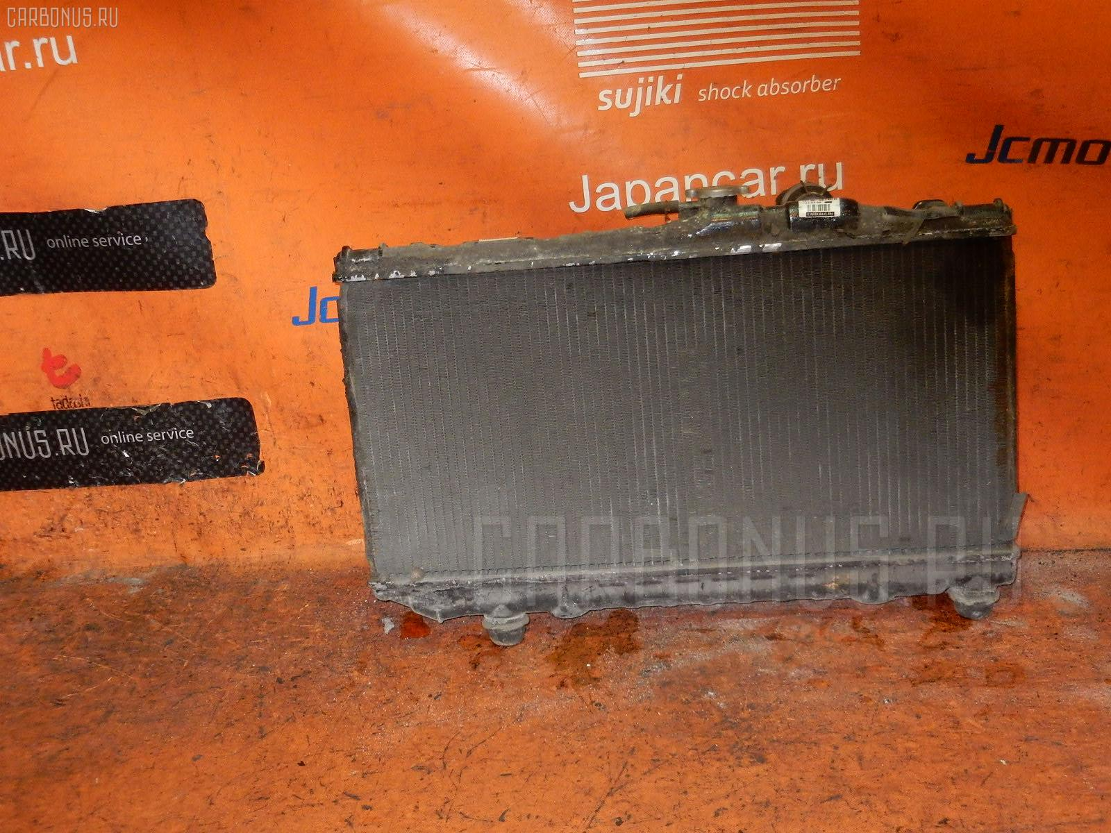 Радиатор ДВС TOYOTA CORONA ST170 4S-FI Фото 1