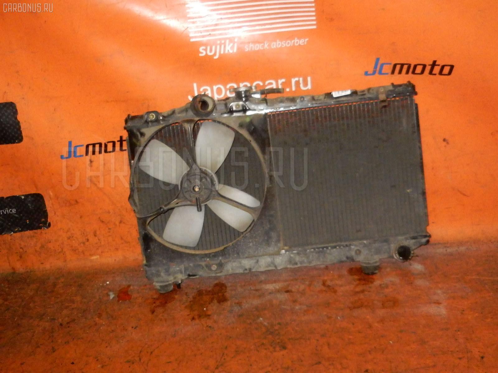 Радиатор ДВС TOYOTA CORONA ST170 4S-FI Фото 2