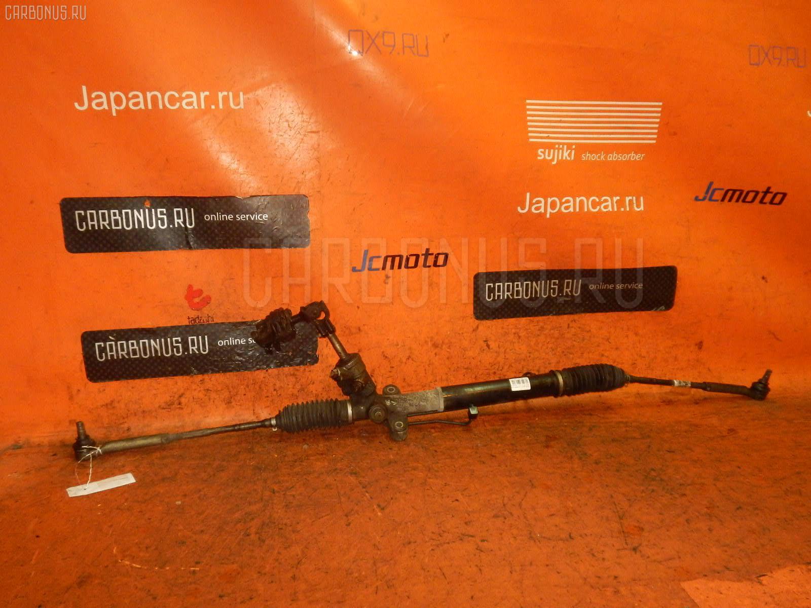Рулевая рейка SUBARU LEGACY WAGON BP5 EJ20. Фото 11