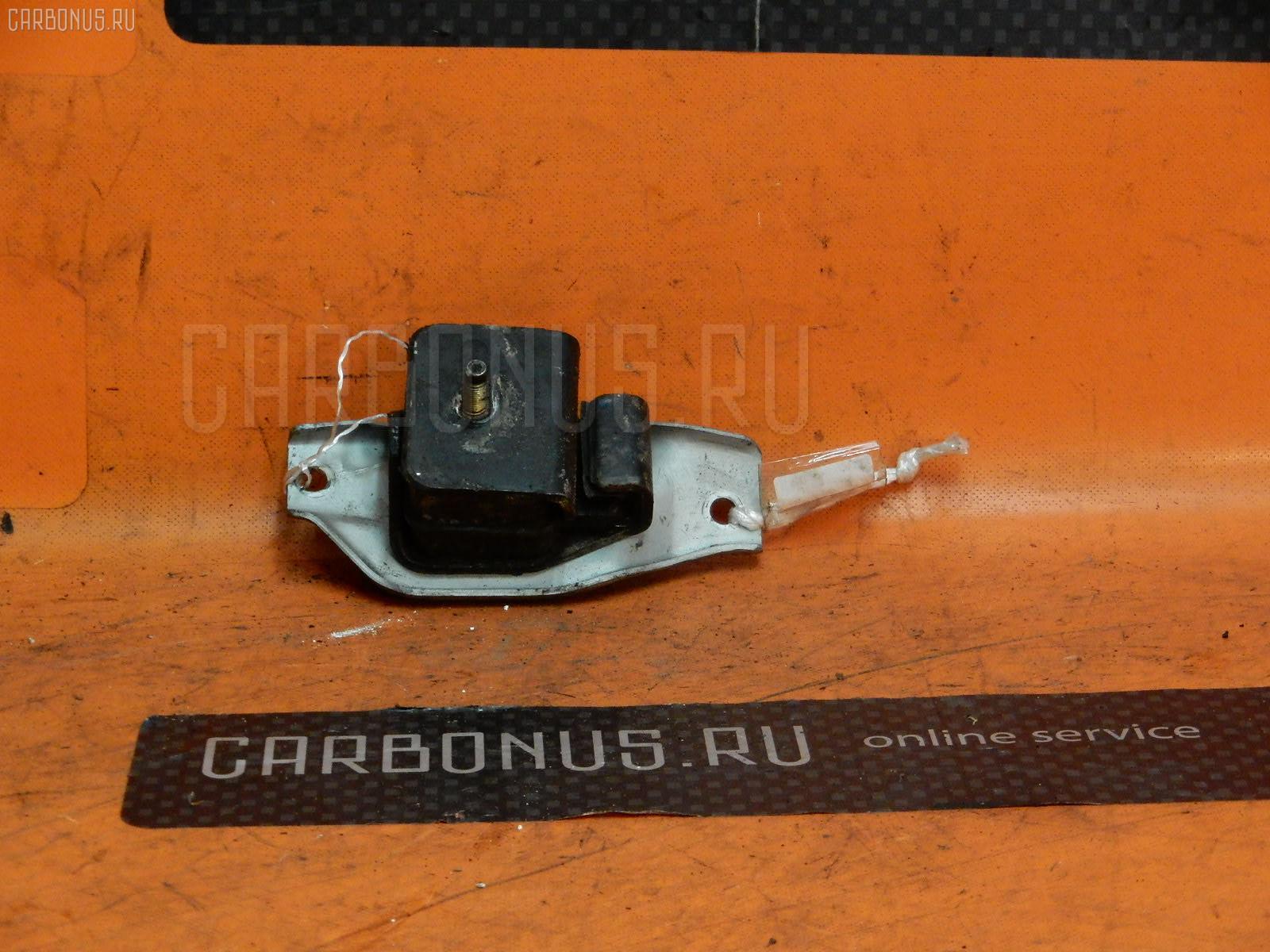 Подушка двигателя SUBARU LEGACY WAGON BP5 EJ20. Фото 4