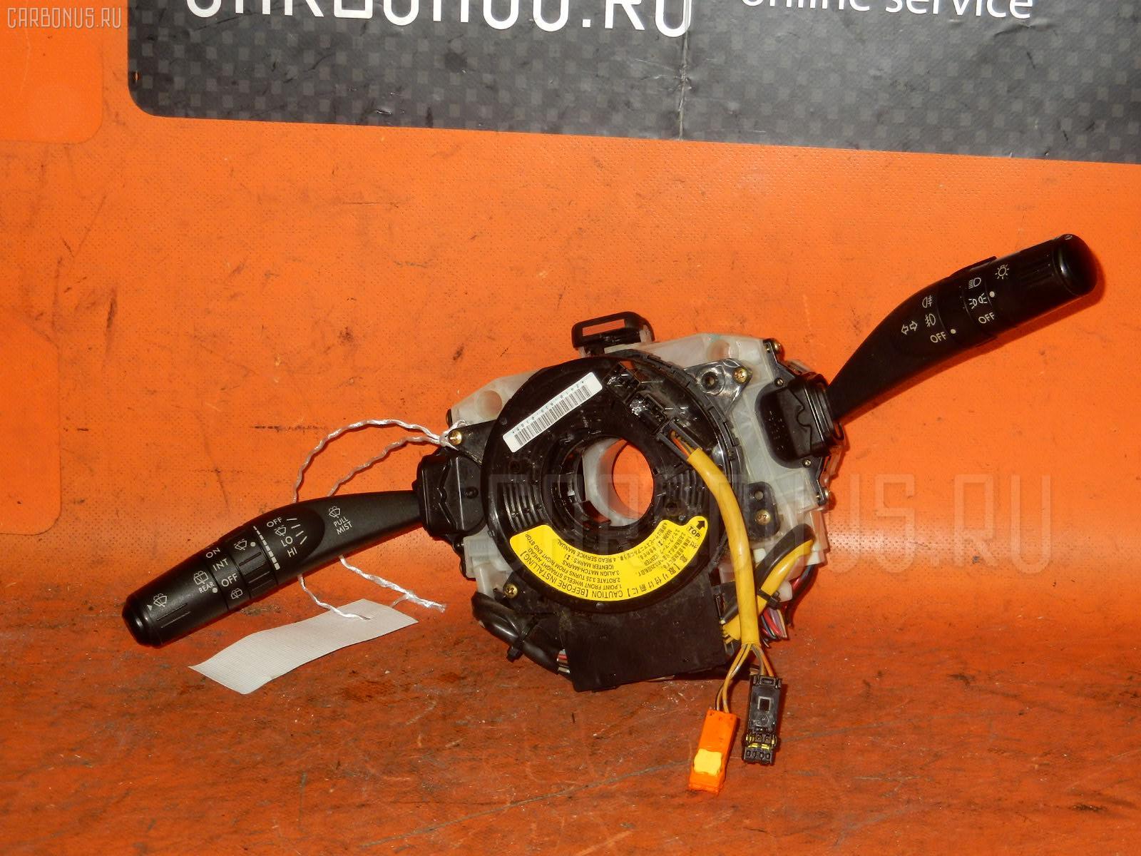 Переключатель поворотов SUBARU LEGACY WAGON BP5. Фото 4