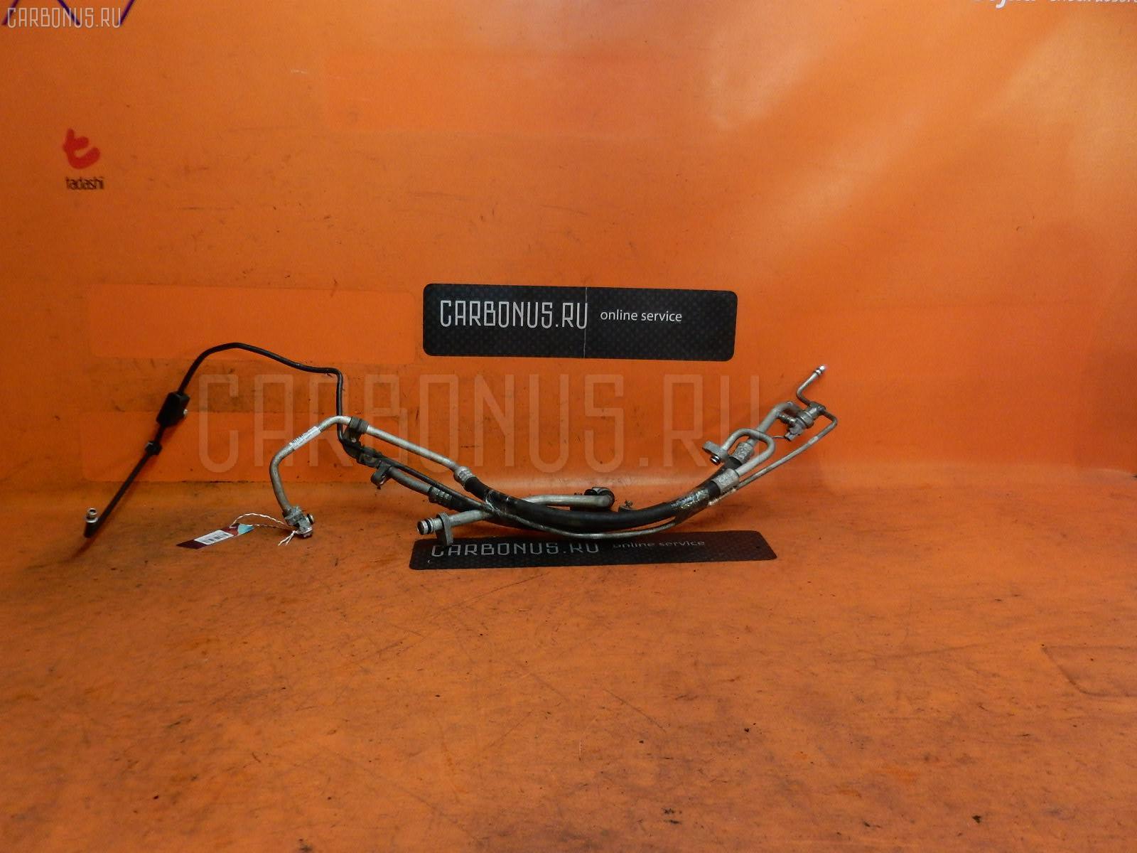 Шланг кондиционера TOYOTA MARK II GX100 1G-FE. Фото 4