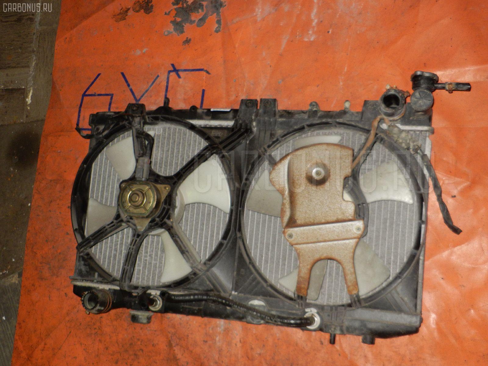 Радиатор ДВС NISSAN SUNNY FNB14 GA15DE. Фото 5