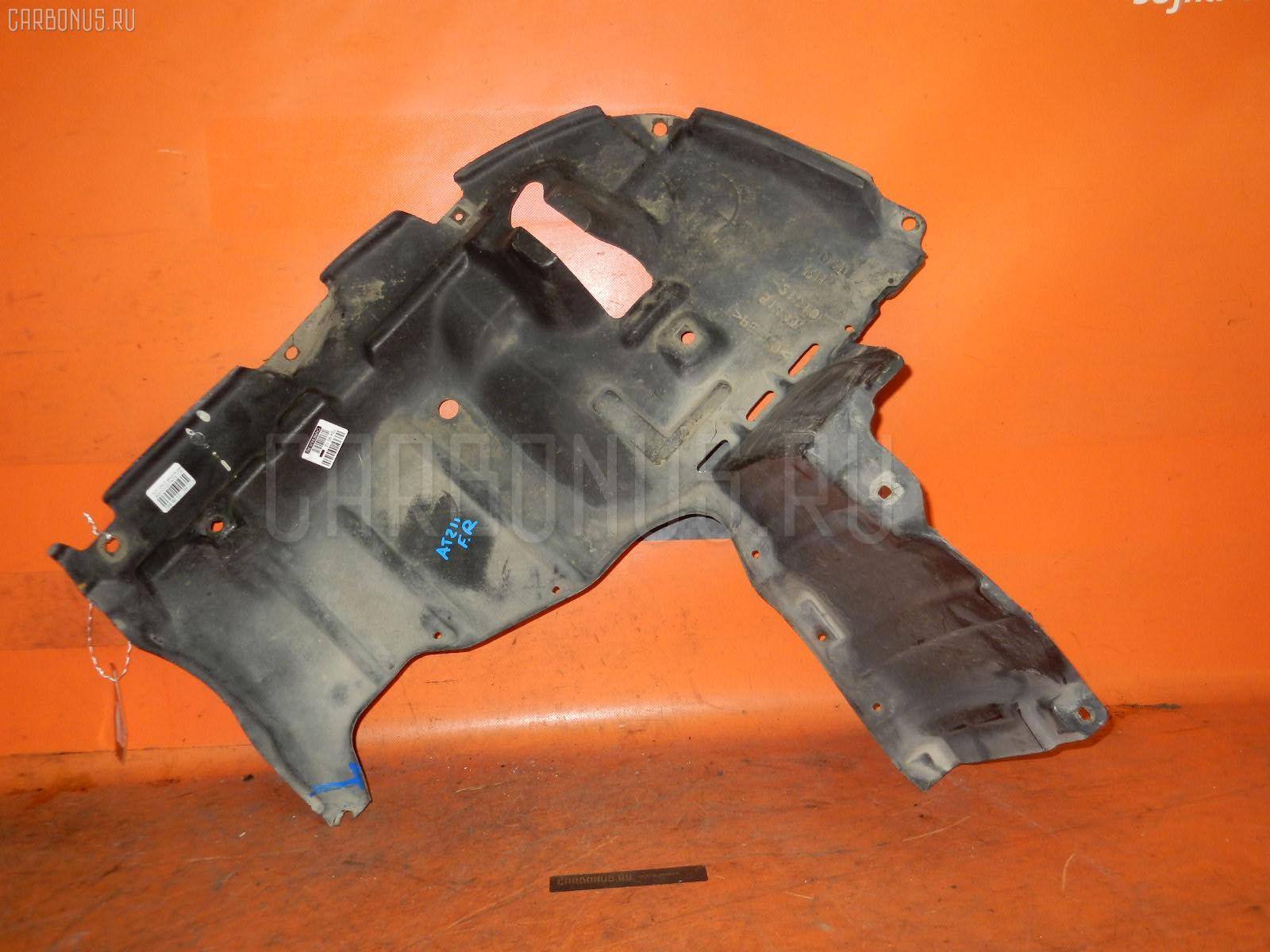 Защита двигателя TOYOTA CALDINA AT211G 7A-FE. Фото 5