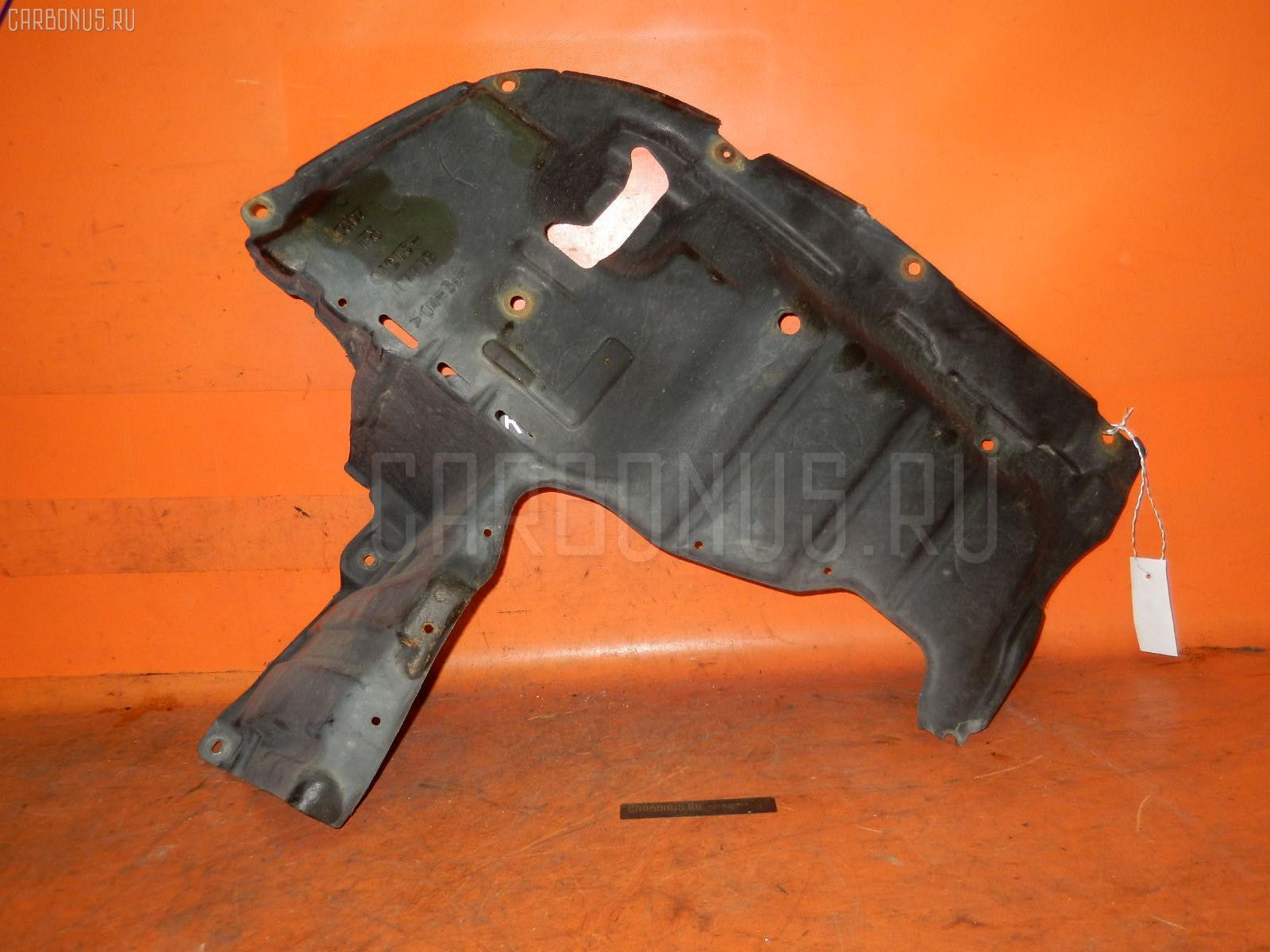 Защита двигателя TOYOTA CALDINA AT211G 7A-FE. Фото 6