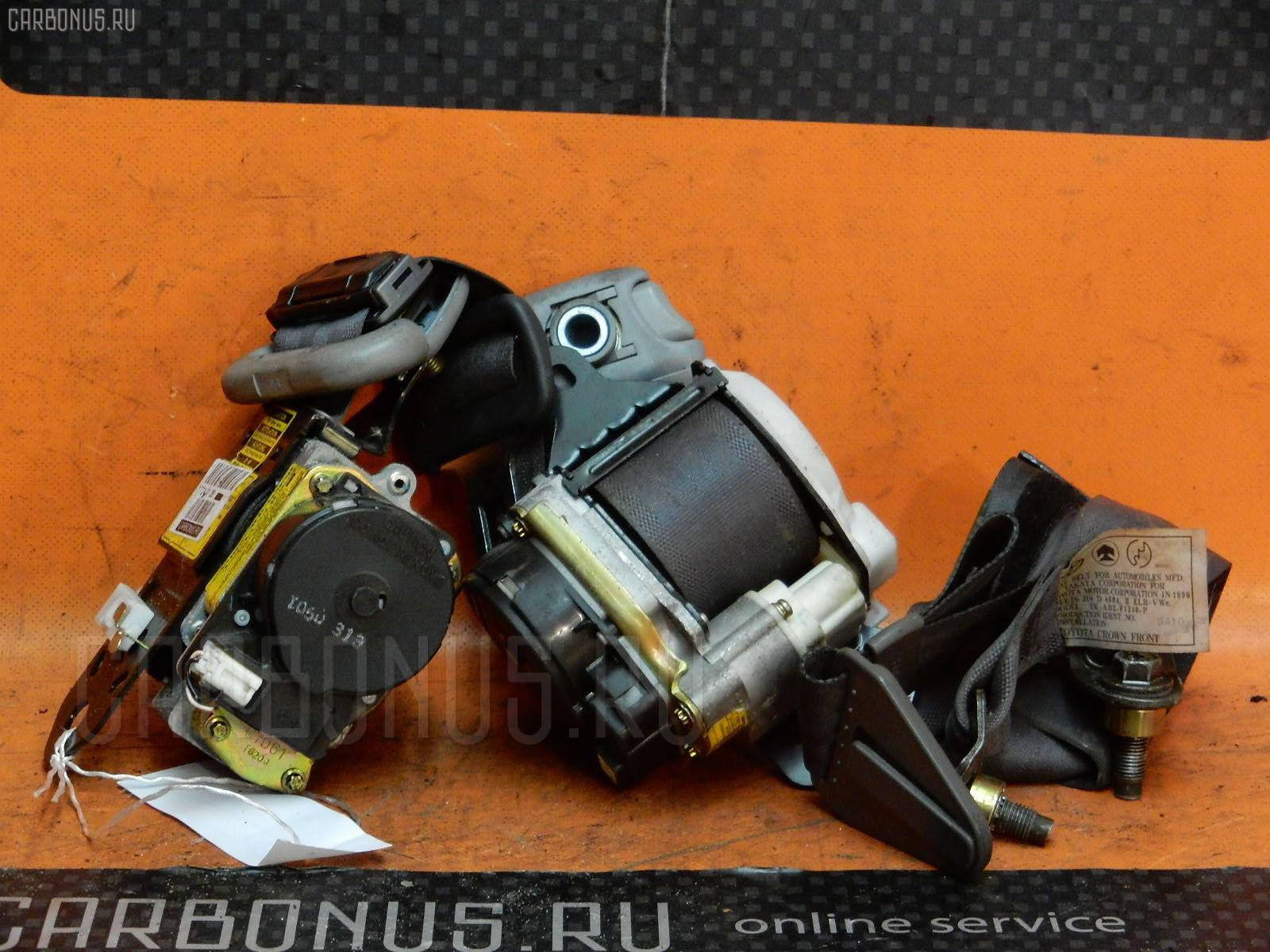 Ремень безопасности TOYOTA CROWN JZS155 2JZ-GE. Фото 3
