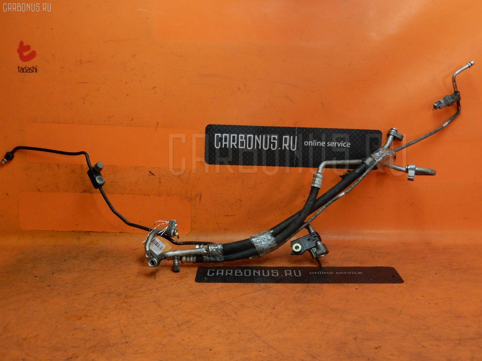 Шланг кондиционера TOYOTA MARK II GX100 1G-FE. Фото 5
