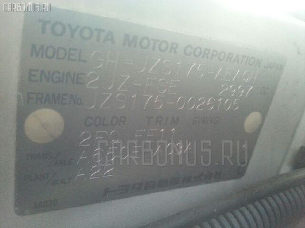 Переключатель поворотов TOYOTA CROWN JZS175 Фото 3