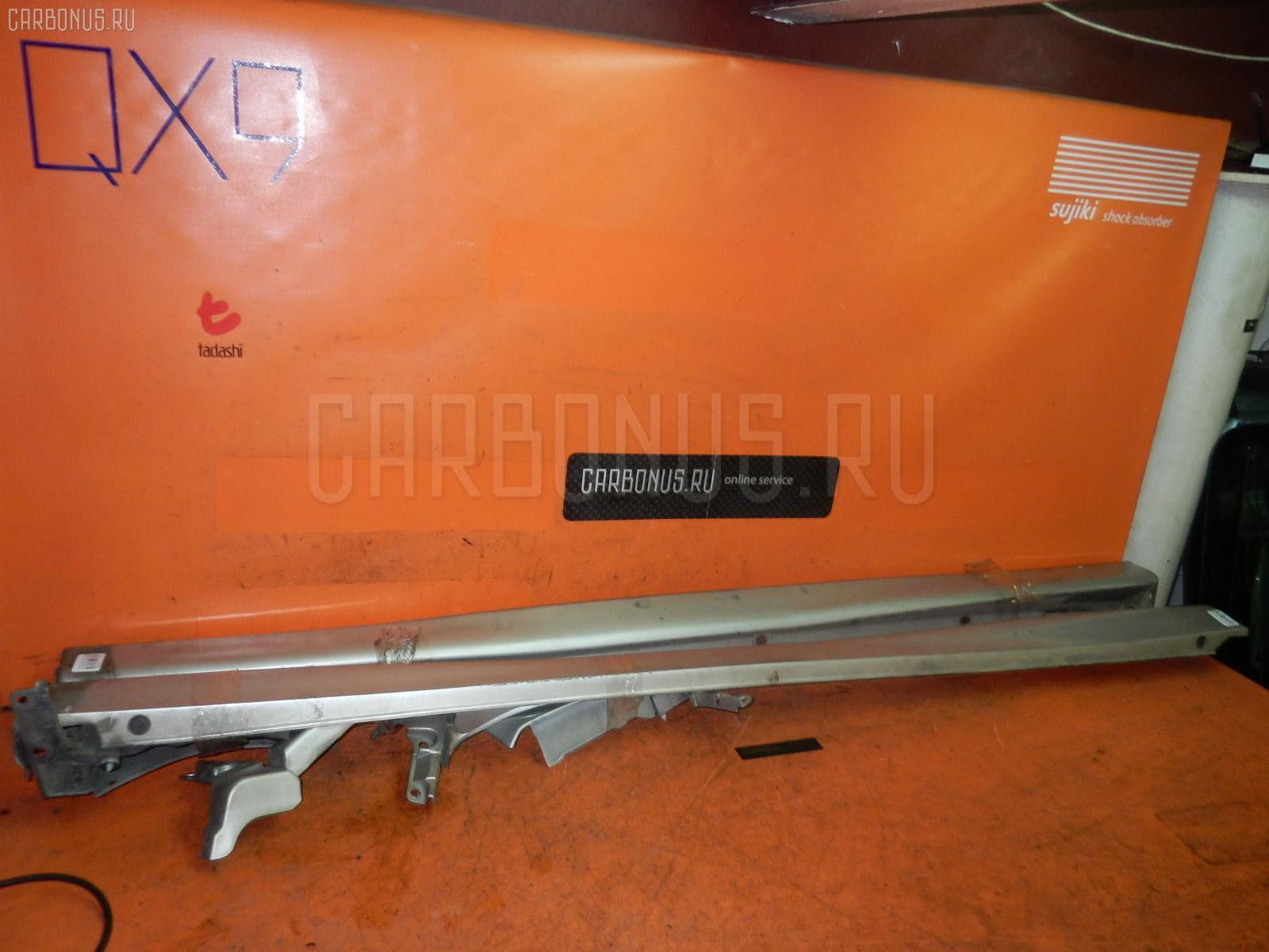 Порог кузова пластиковый ( обвес ) SUBARU FORESTER SF5 Фото 1