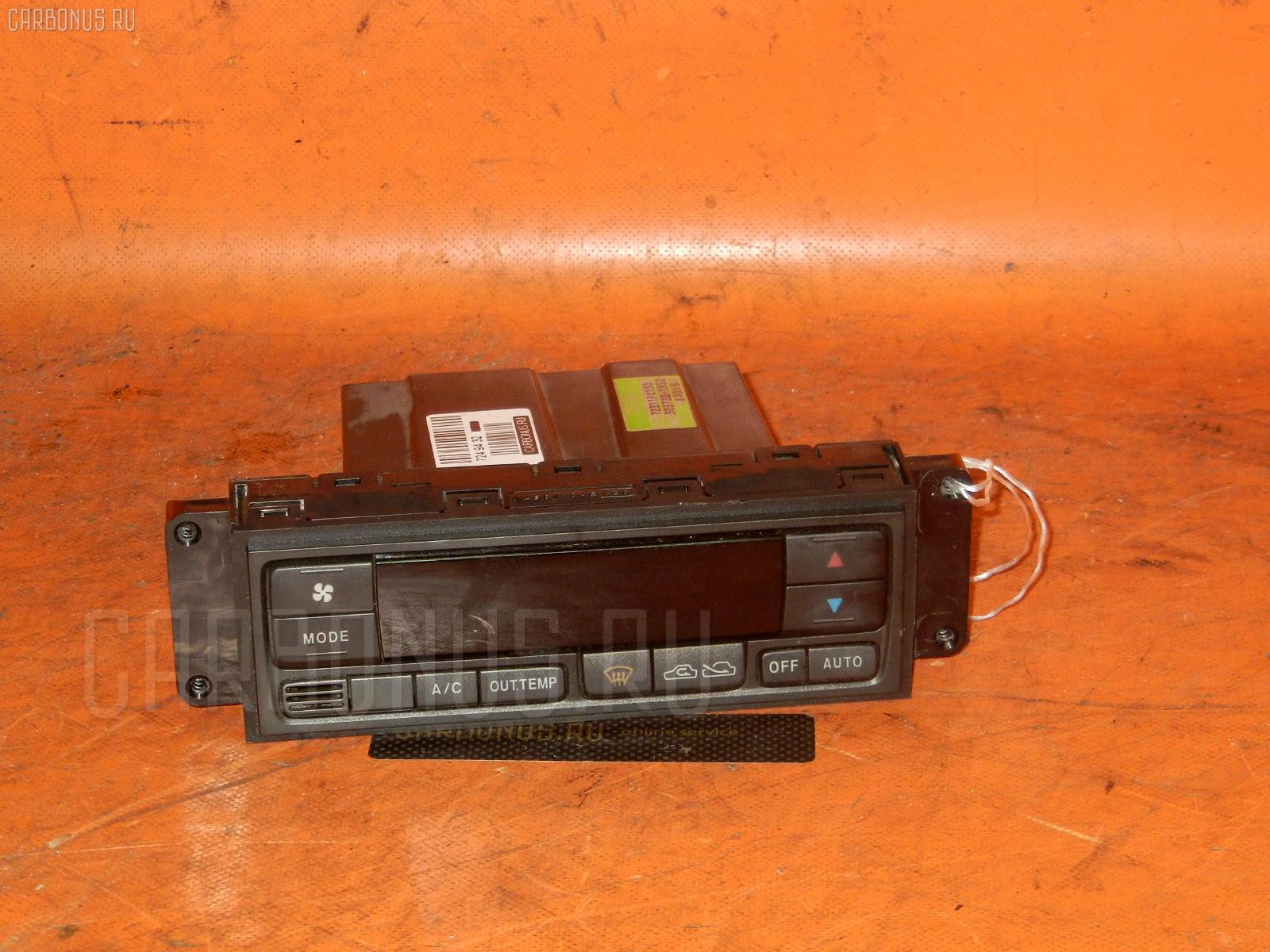 Блок управления климатконтроля SUBARU FORESTER SF5 EJ205. Фото 3