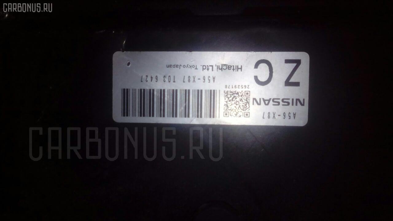 Двигатель NISSAN NOTE E11 HR15 Фото 1