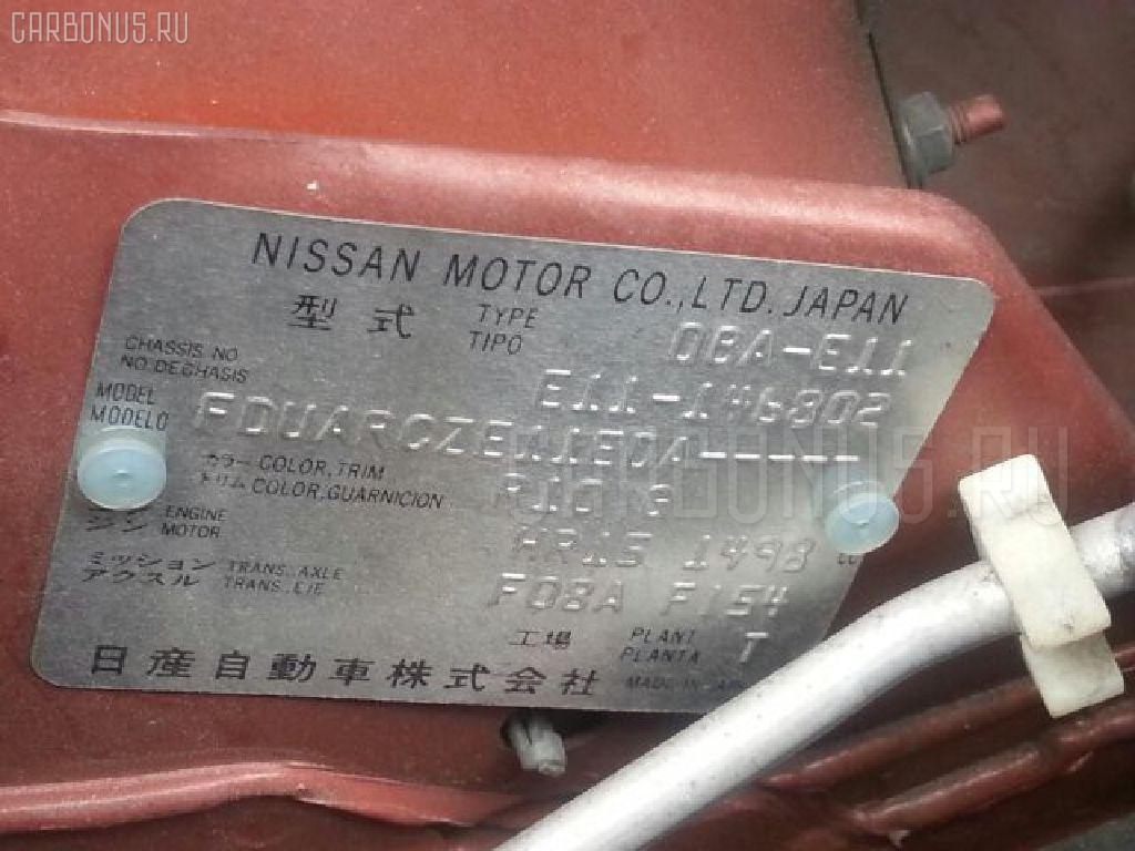 Цепь на колесо NISSAN NOTE E11 2006 2 5 Фото 3
