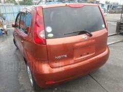 Решетка под лобовое стекло Nissan Note E11 Фото 6