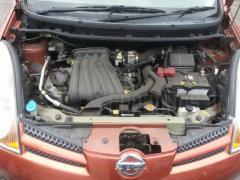 Защита двигателя NISSAN NOTE E11 HR15DE Фото 3