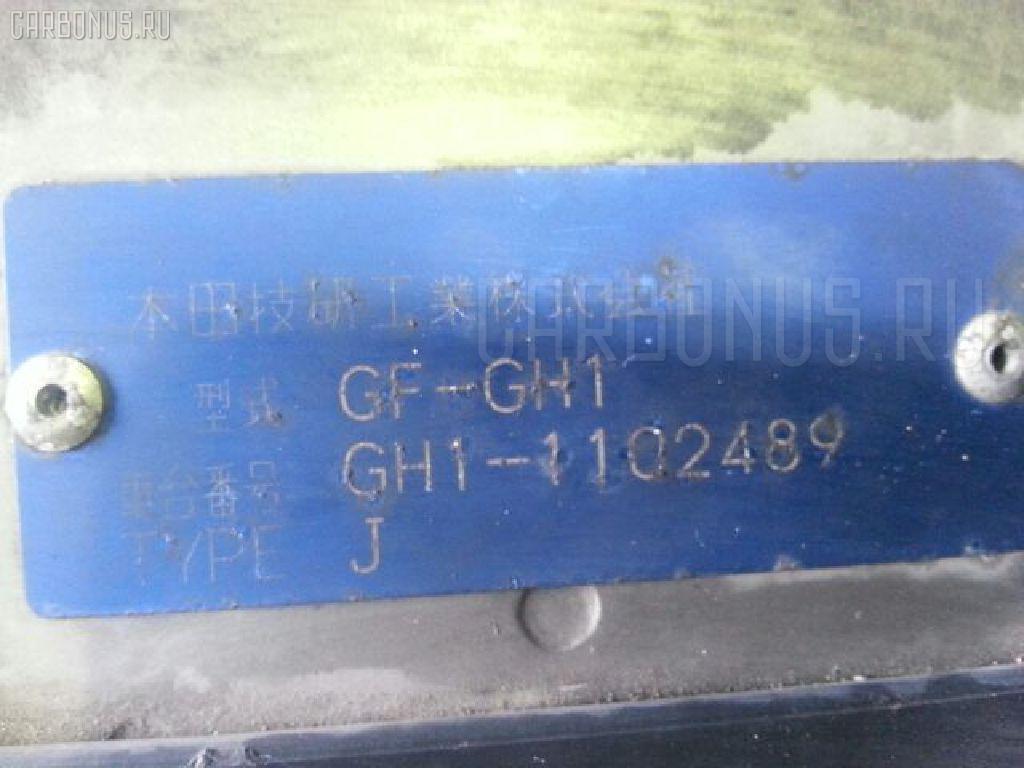 Стартер HONDA HR-V GH1 D16A Фото 4