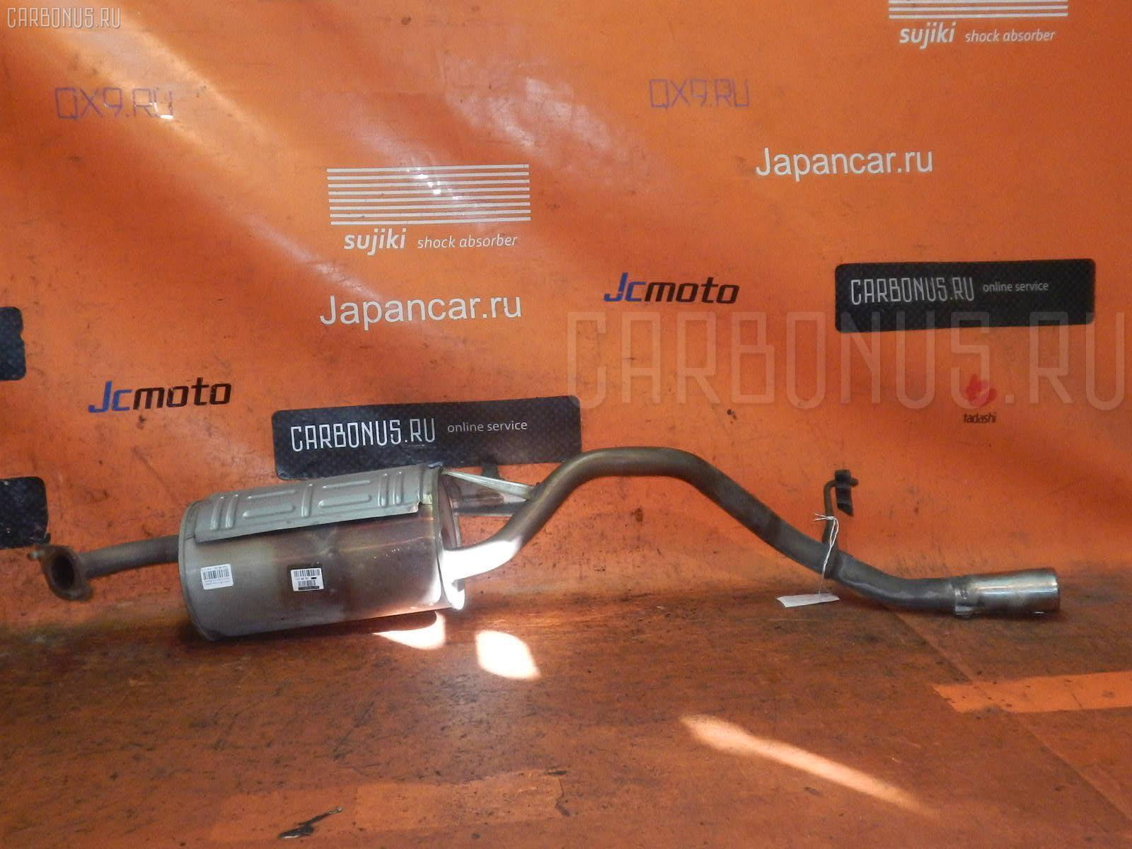 Глушитель HONDA HR-V GH1 D16A. Фото 9