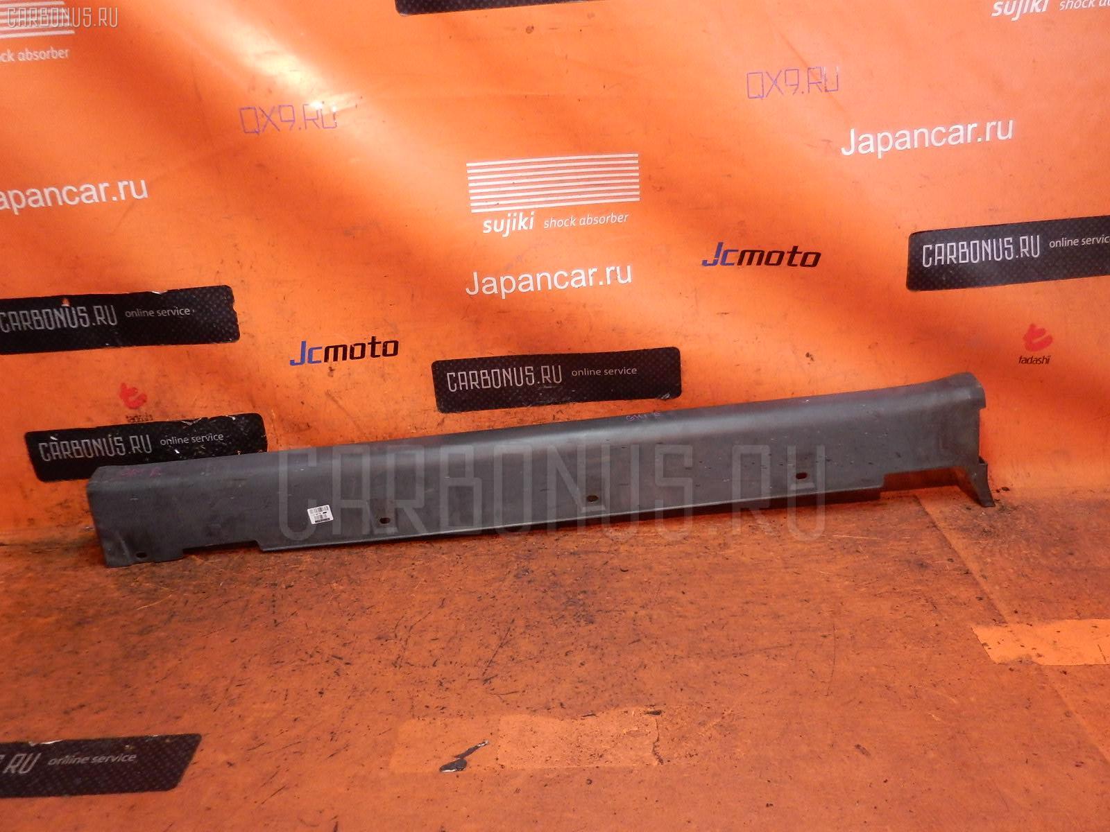 Порог кузова пластиковый ( обвес ) HONDA HR-V GH1 Фото 2