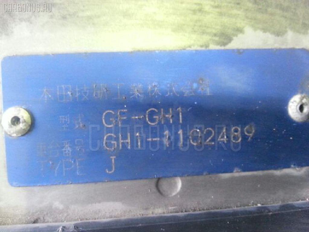 Корпус воздушного фильтра HONDA HR-V GH1 D16A Фото 2