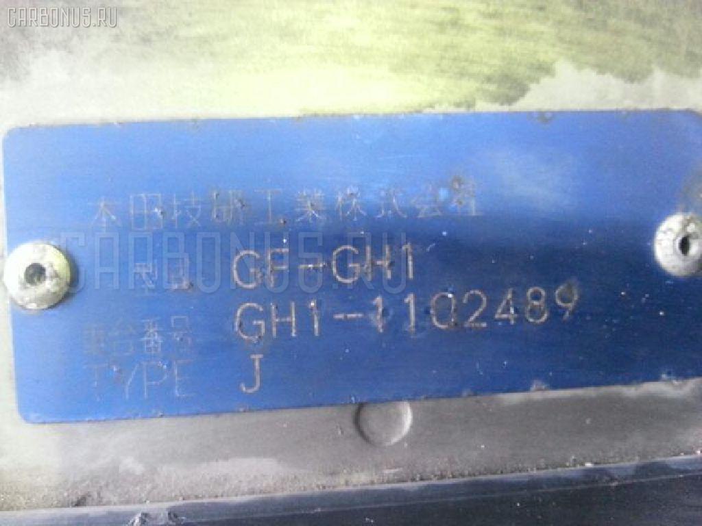 Подкрылок HONDA HR-V GH1 D16A Фото 3