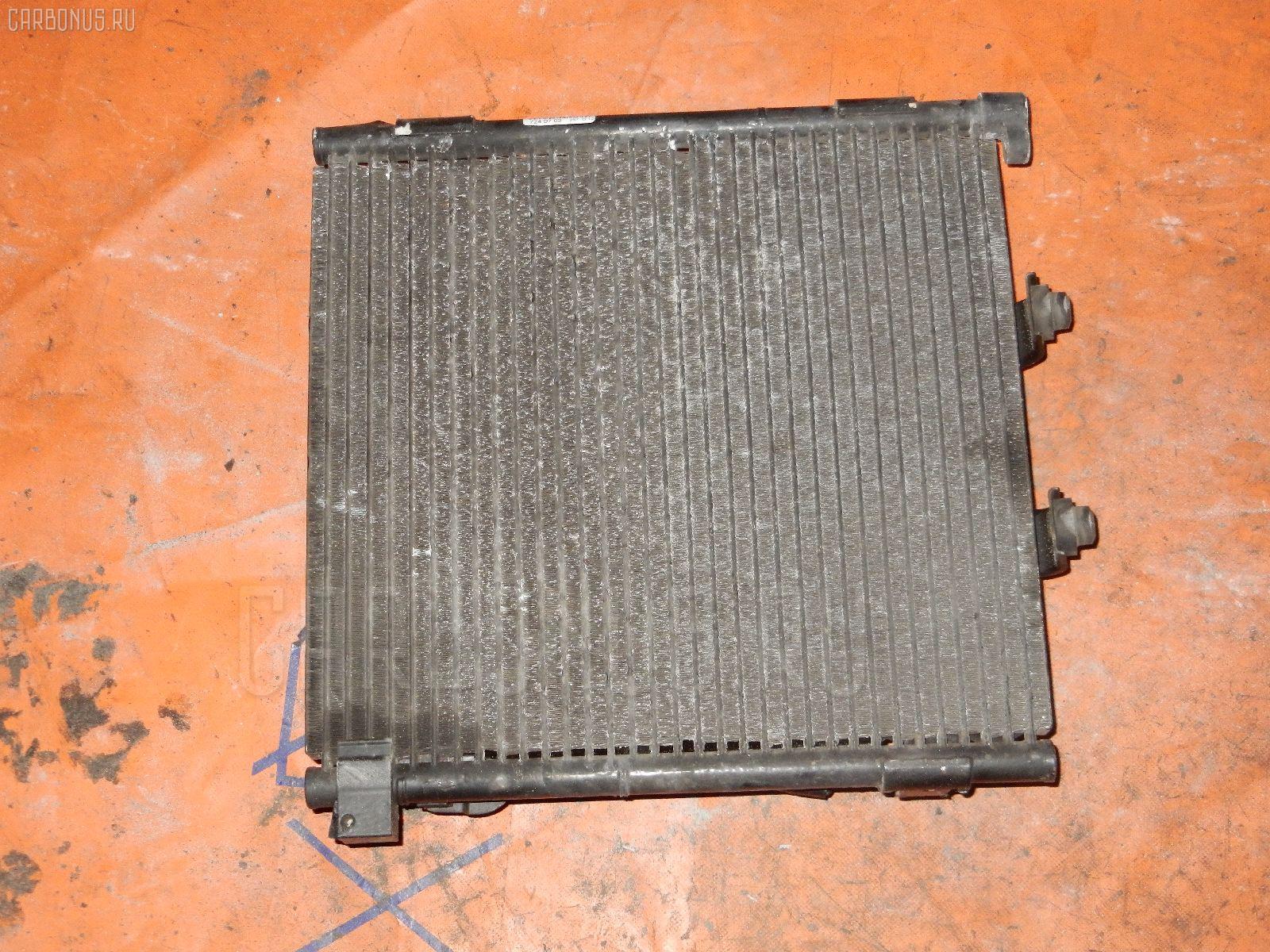 Радиатор кондиционера HONDA HR-V GH1 D16A. Фото 10