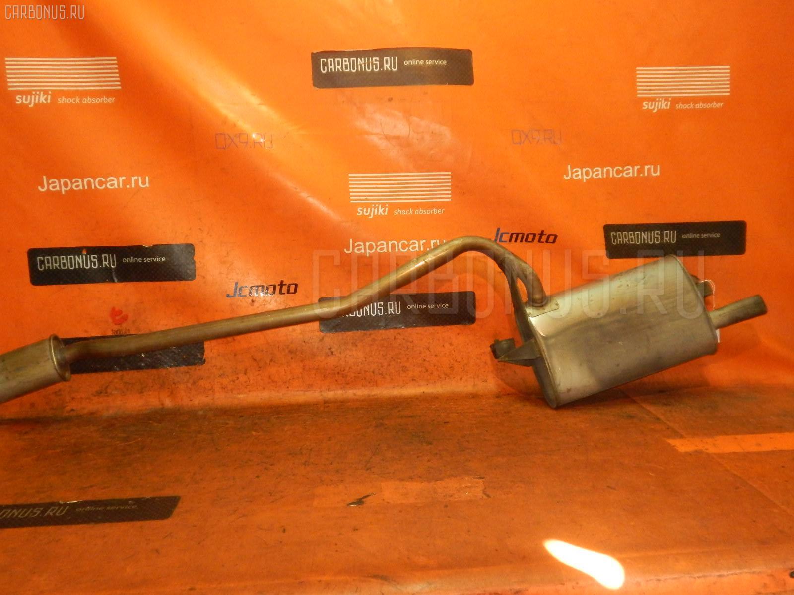 Глушитель TOYOTA CALDINA ST210G 3S-FE. Фото 7