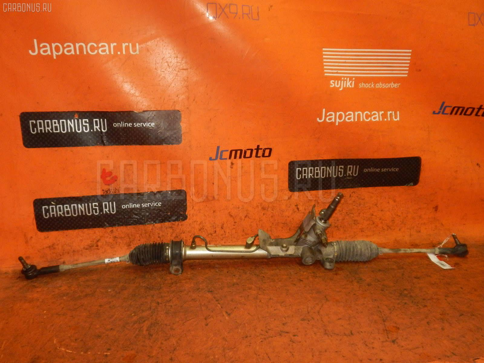 Рулевая рейка TOYOTA IST NCP60 2NZ-FE. Фото 7