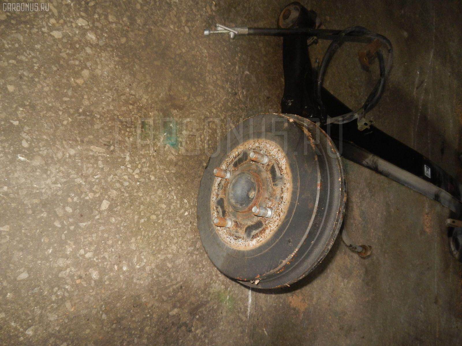 Балка подвески TOYOTA IST NCP60 2NZ-FE. Фото 10