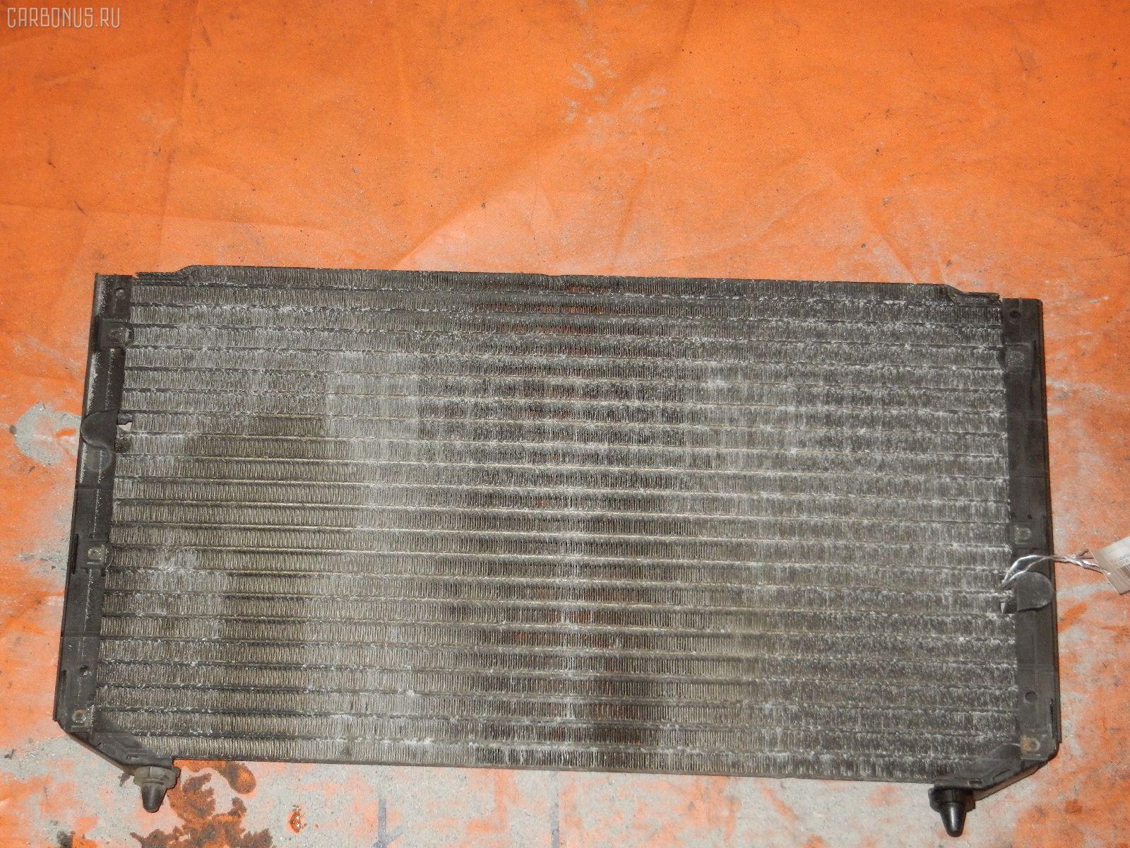 Радиатор кондиционера TOYOTA CALDINA ST191G 3S-FE. Фото 8