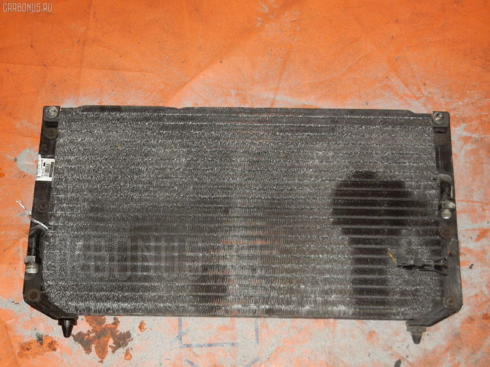 Радиатор кондиционера TOYOTA CALDINA ST191G 3S-FE. Фото 9