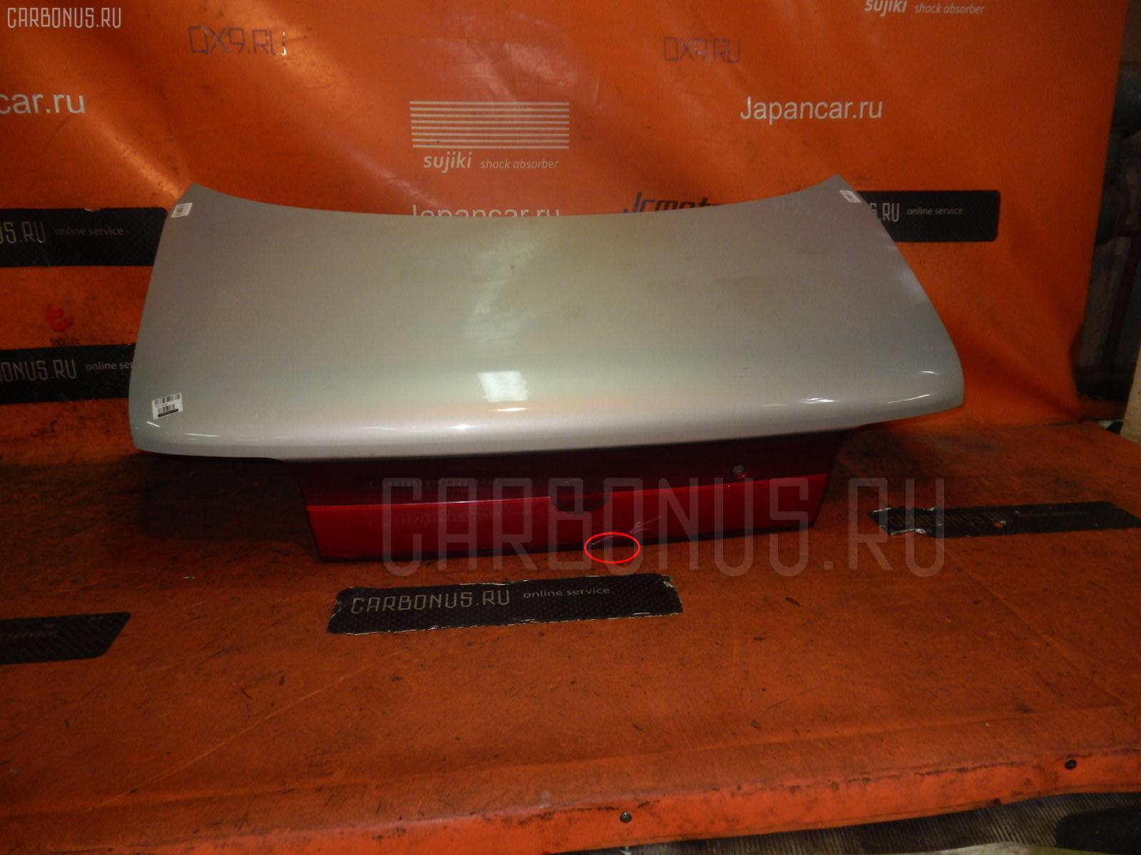 Крышка багажника TOYOTA CARINA ST190. Фото 1