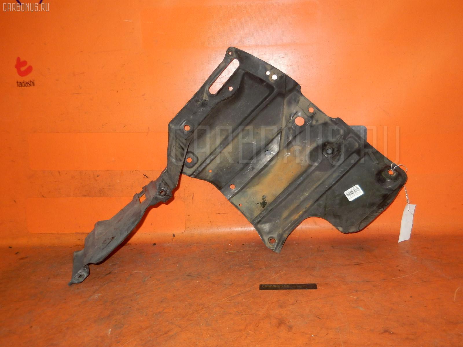 Защита двигателя TOYOTA CARINA ST190 4S-FE. Фото 3