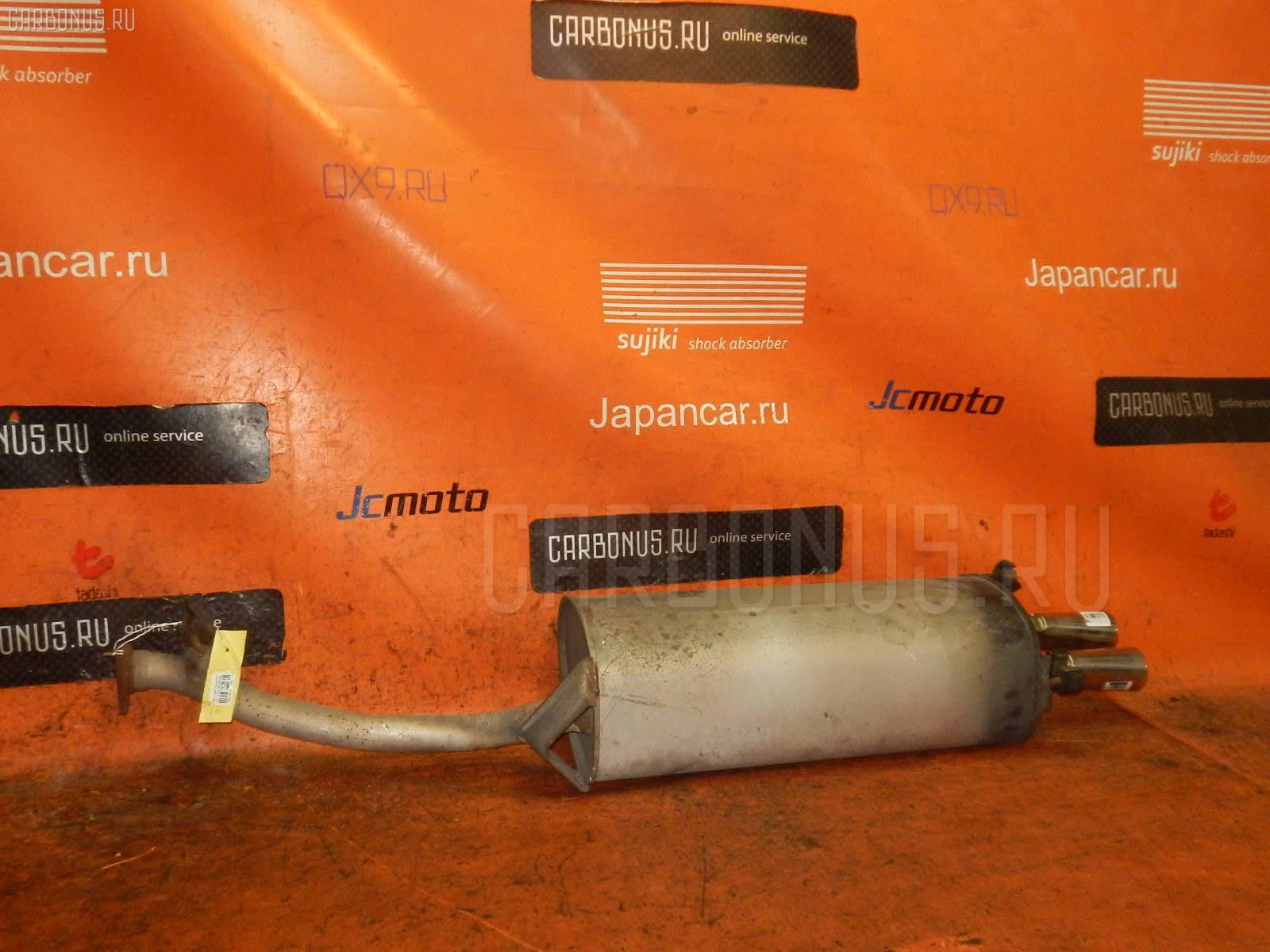 Глушитель HONDA INSPIRE UA2 G25A. Фото 3