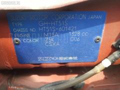 Глушитель на Suzuki Swift HT51S M13A Фото 2