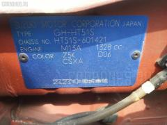 Подушка двигателя SUZUKI SWIFT HT51S M13A Фото 3