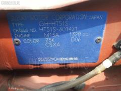 Подкрылок SUZUKI SWIFT HT51S M13A Фото 2