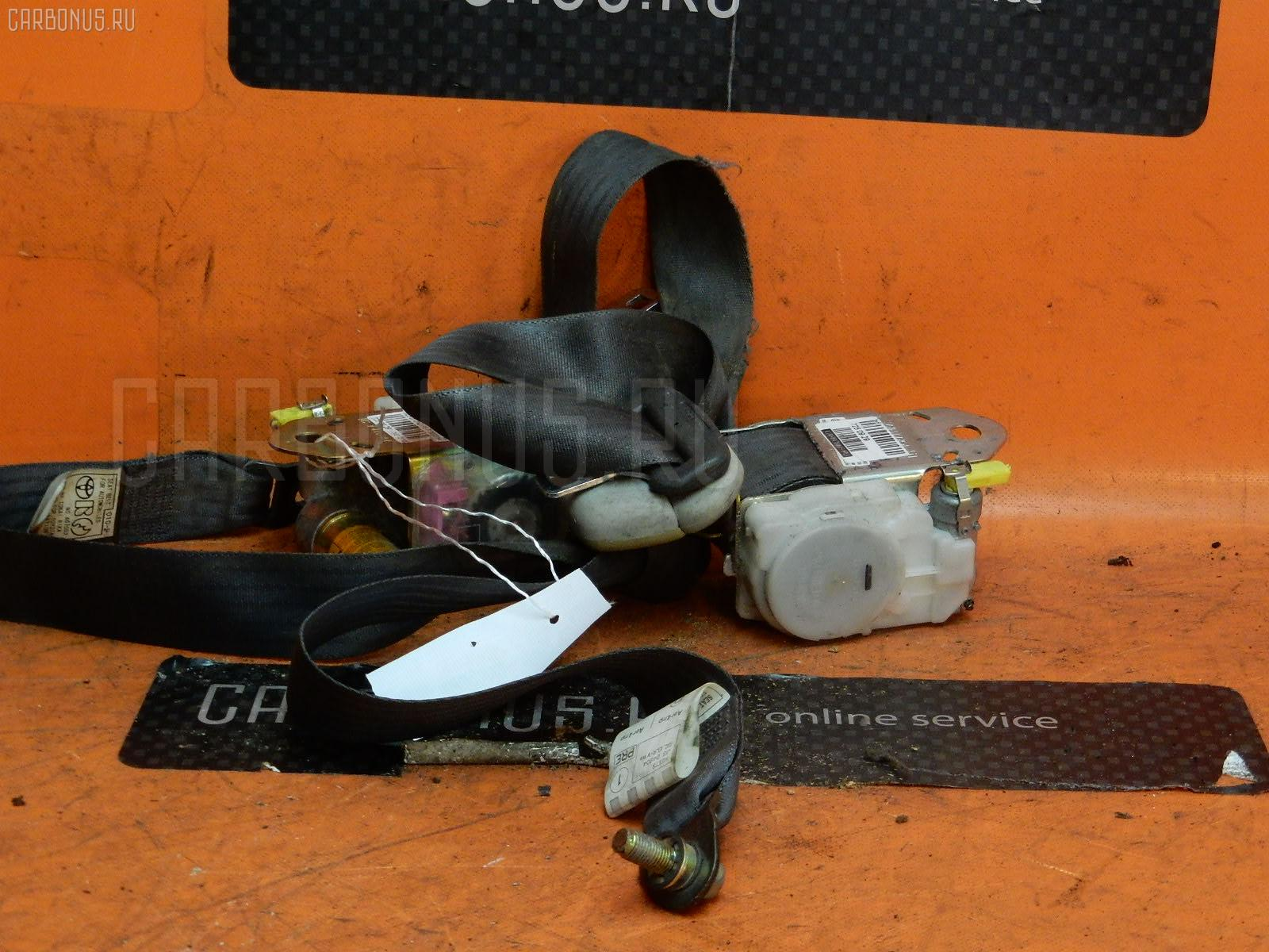 Ремень безопасности TOYOTA FUNCARGO NCP20 2NZ-FE. Фото 6